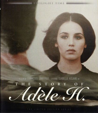 Story Of Adele H. -blu