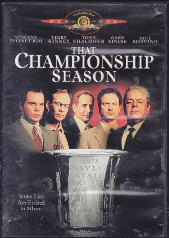 That Championship Season 1999 remake
