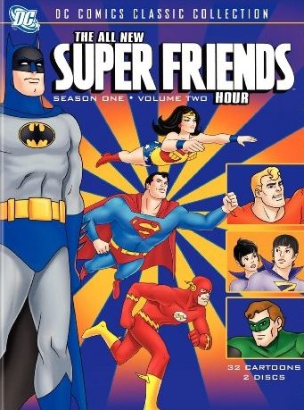 All-New Super Friends Hour: Season 1