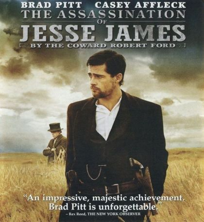 Assassination Of Jesse James By The Coward Robert Ford -blu