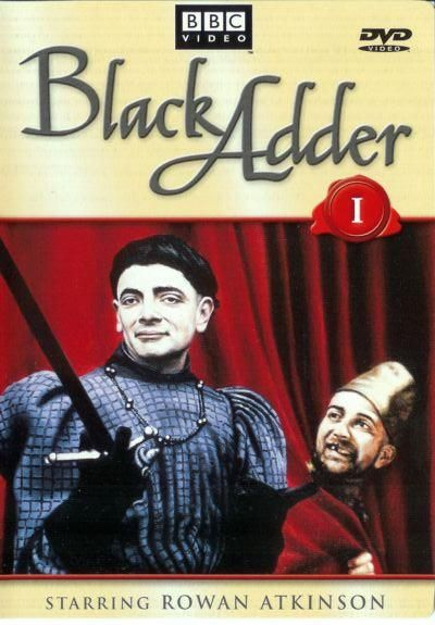 Black Adder Complete 1 2 3 Forth Back and Forth