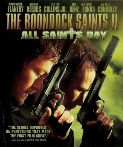 Boondock Saints Ii: All Saints Day -blu