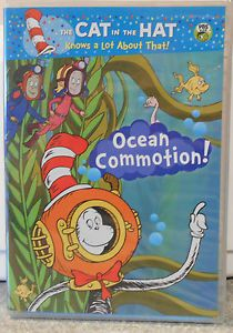 Cat In The Hat Knows A Lot About That!: Ocean Commotion!