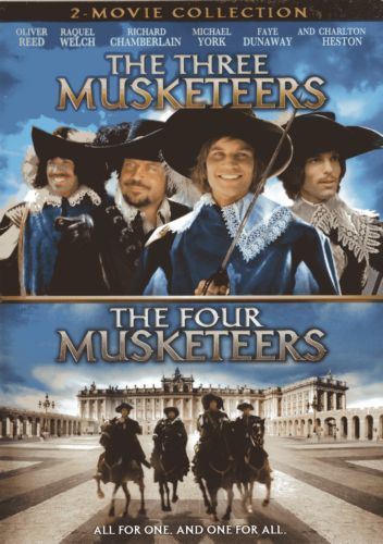 Three Musketeers Four 1970s Richard Lester
