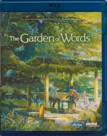 Garden Of Words -blu