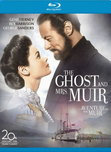 Ghost And Mrs. Muir -blu