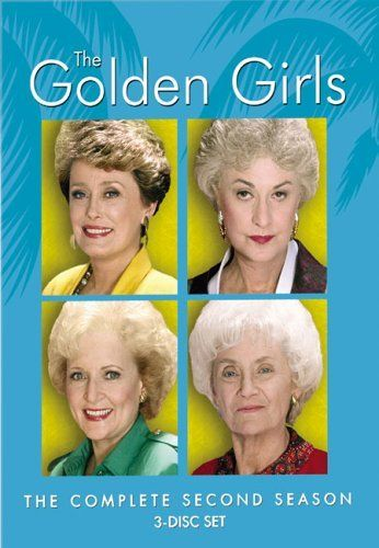 Golden Girls: The Complete 2nd Season