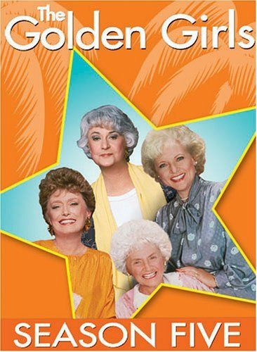 Golden Girls: The Complete 5th Season