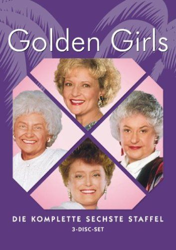 Golden Girls: The Complete 6th Season