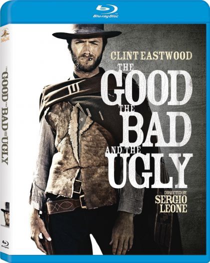 Good, The Bad And The Ugly -blu