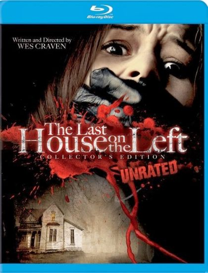 Last House On The Left -blu
