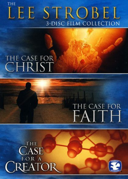 Case for Christ faith a creator Lee Strobel Collection