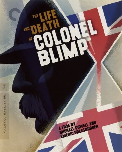 Life And Death Of Colonel Blimp -blu