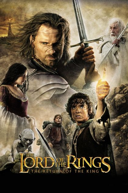 Lord Of The Rings: The Return Of The King extended - blu