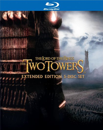 Lord Of The Rings: The Two Towers extended - blu