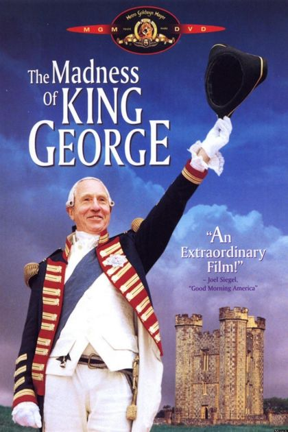 Madness Of King George -blu