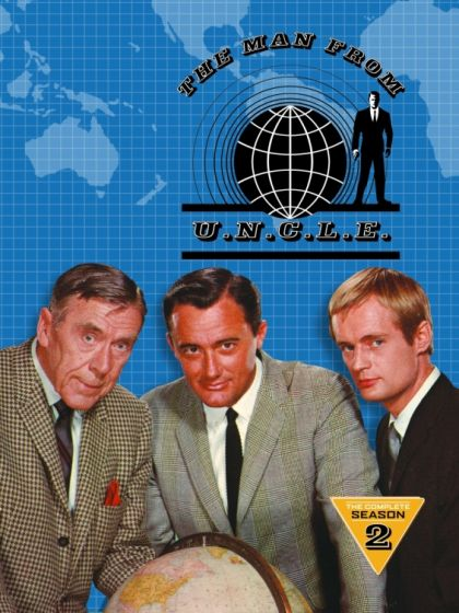 Man From U.N.C.L.E.: Season 2