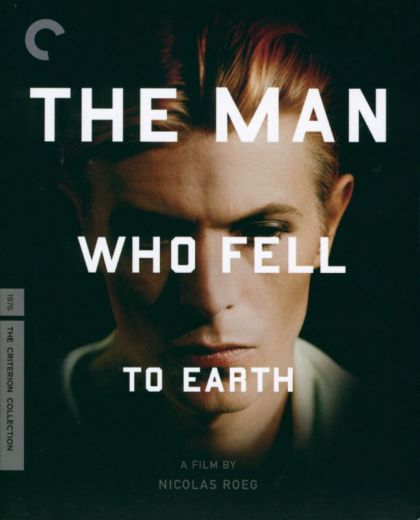 Man Who Fell To Earth -blu