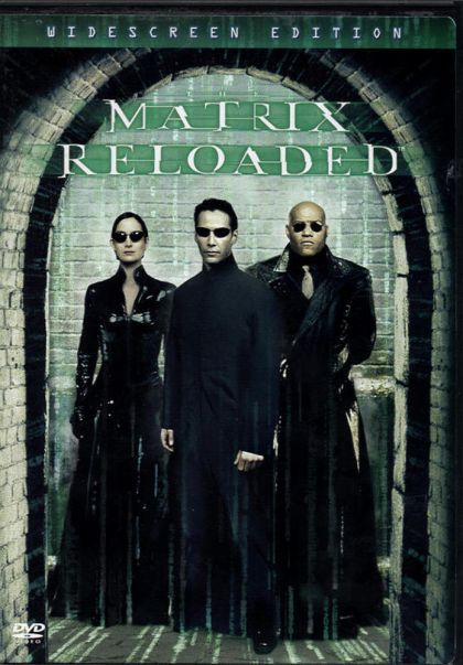 Matrix Reloaded -blu