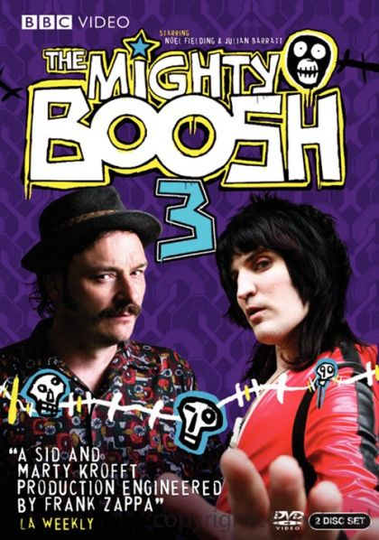 Mighty Boosh: Series 3