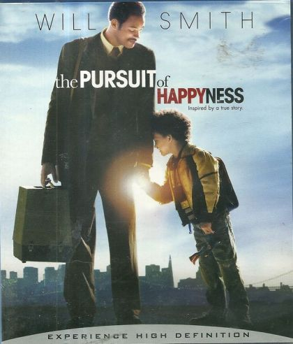 Pursuit Of Happyness -blu