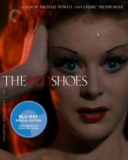Red Shoes -blu