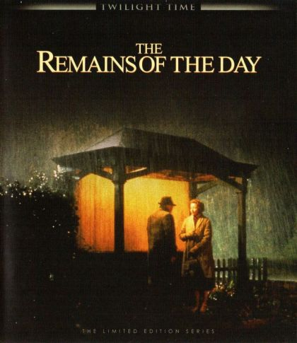 Remains Of The Day -blu