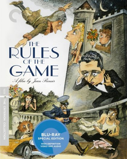 Rules Of The Game -blu