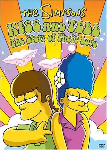 Simpsons: Kiss And Tell: The Story Of Their Love