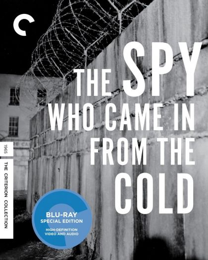 Spy Who Came In From The Cold -blu