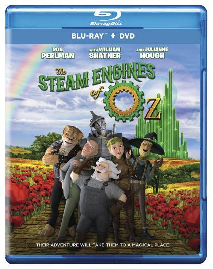 Steam Engines Of Oz -blu