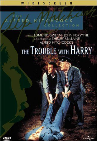 Trouble With Harry -blu