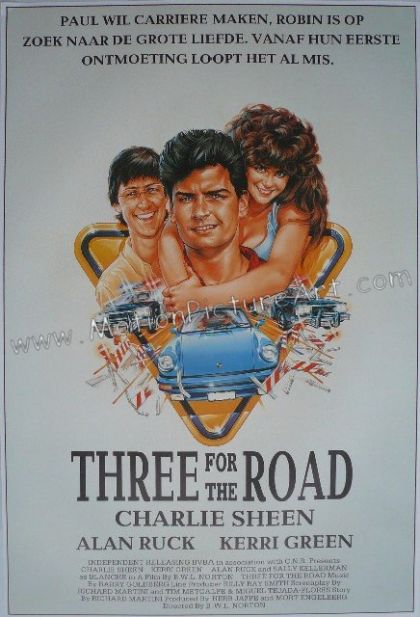 Three For The Road - vhs