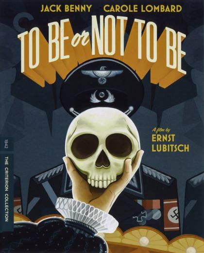 To Be Or Not To Be 1942 -blu