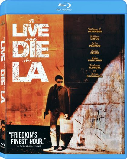 To Live And Die In L.A. -blu