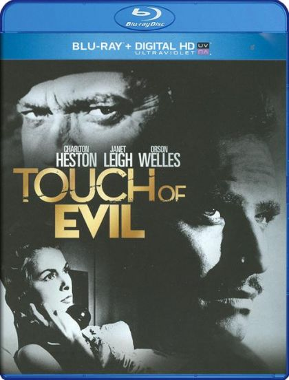 Touch Of Evil -blu