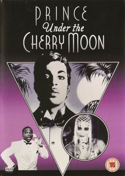 Under The Cherry Moon - vhs