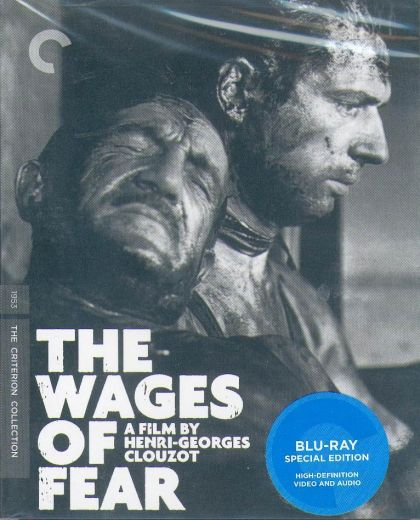 Wages Of Fear -blu