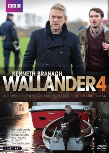 Wallander (Uk): Season 4