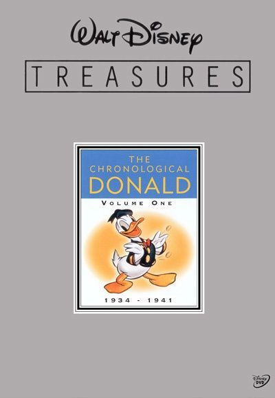 Chronological Donald: Volume 1: 1934-1941 DISC 2 ONLY
