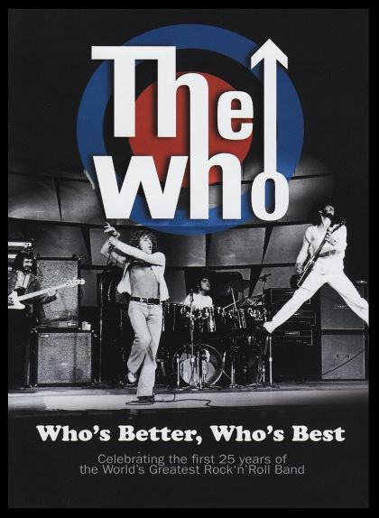 Who The - Who's Better - Who's Best