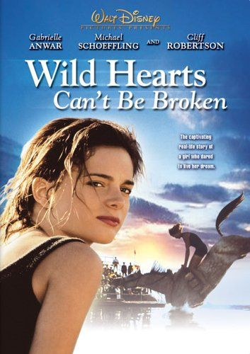 Wild Hearts Can't Be Broken - vhs