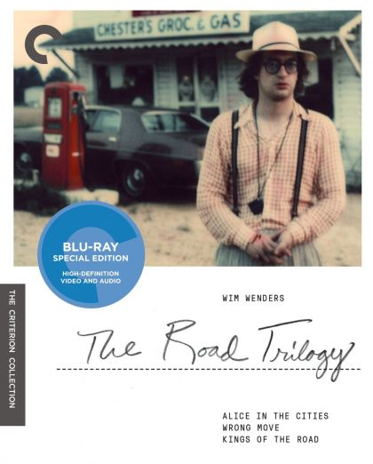 Wim Wenders: The Road Trilogy: Alice In The Cities / Wrong Move / Kings Of The Road -blu