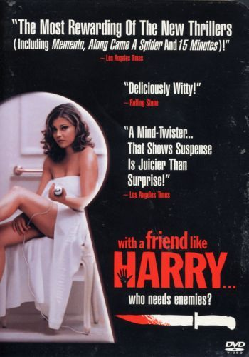 With A Friend Like Harry -vhs