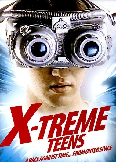 X-Treme Teens no case
