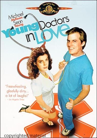 Young Doctors In Love - vhs