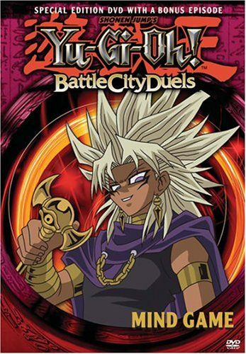 Yu-Gi-Oh!: Battle City Duels #10: Mind Game
